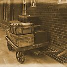 Luggage Trolley. by relayer51
