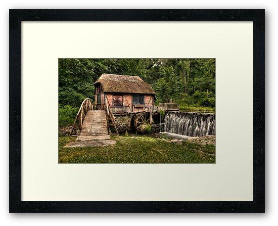 Gomez Mill by JHRphotoART