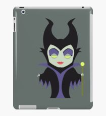 Chibi Maleficent iPad Case/Skin