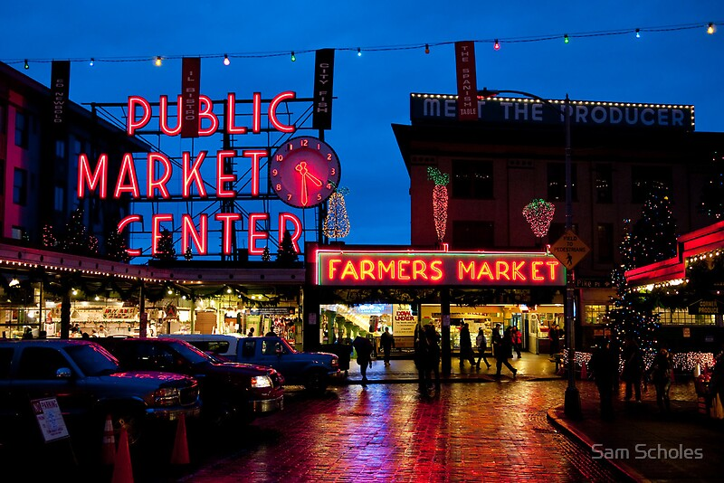 pike place market history