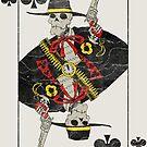 King of Clubs by MushfaceComics