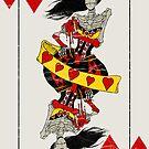 Queen of Hearts by MushfaceComics