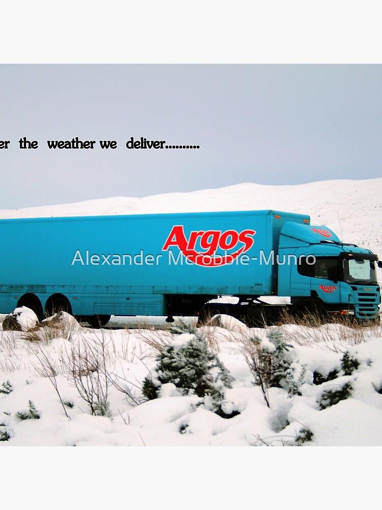 Argos by Alexanderargyll