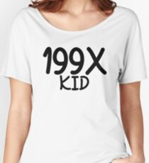 199X KID Women's Relaxed Fit T-Shirt