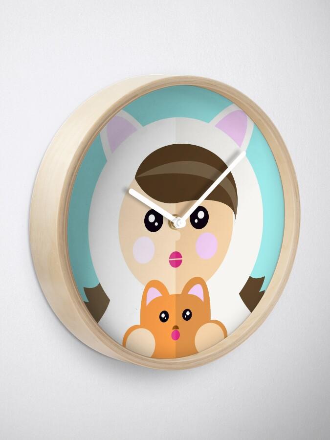 Vista alternativa de Reloj Soy una ladycat