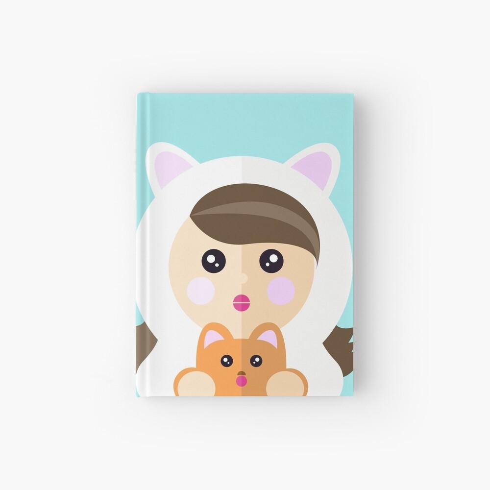 Soy una ladycat Cuaderno de tapa dura