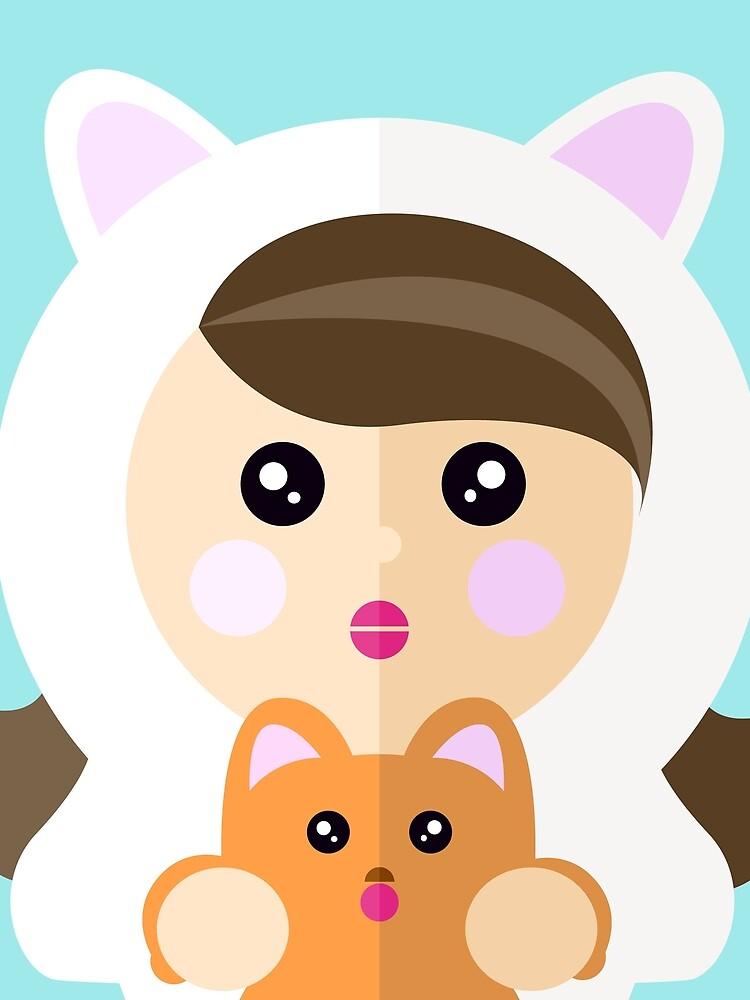 Soy una ladycat de EuGeniaArt