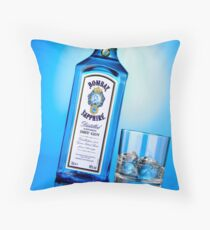 Advertising - Bombay Sapphire Dekokissen