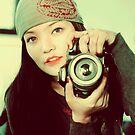 Portrait of a photographer by queenenigma