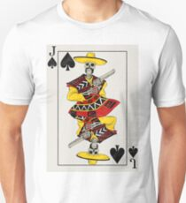 Jack of Spades Unisex T-Shirt
