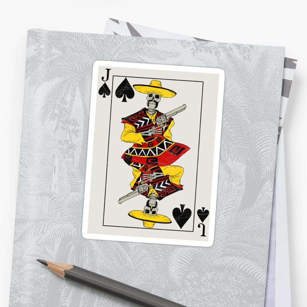 Jack of Spades by MushfaceComics