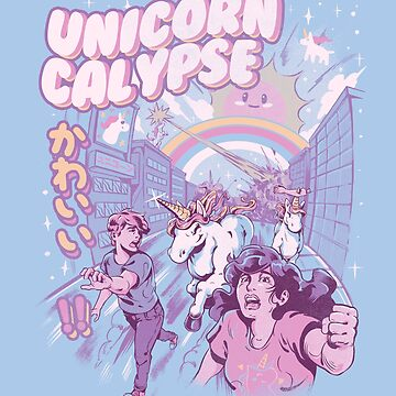 Unicornio Calypse de ilustrata