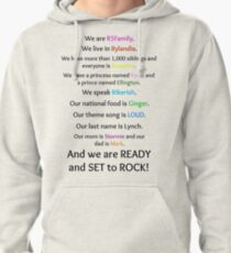 R5 Family  Pullover Hoodie