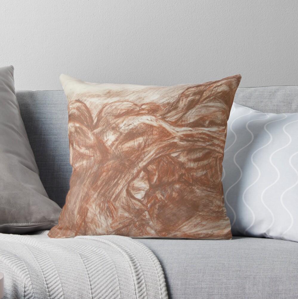 Arch in Utah Throw Pillow