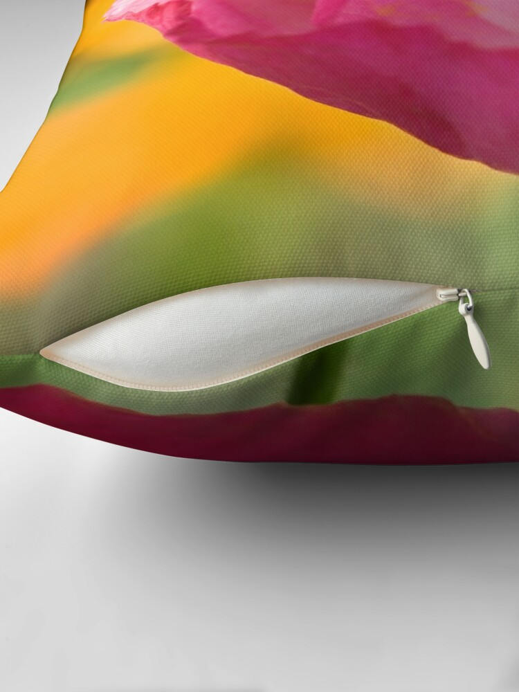 Alternate view of Passionate Throw Pillow
