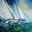 The Tall Ships' Races by Claudia Hansen