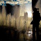 City Scape by marc melander