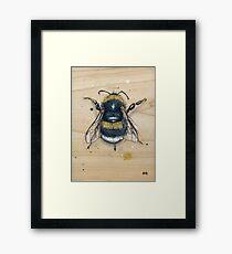Bee #2 Framed Print