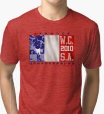 FRANCE WORLD CUP Tri-blend T-Shirt