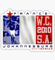 FRANCE WORLD CUP Sticker