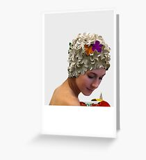 The Hanes Polyptych IV Greeting Card