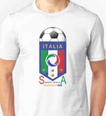italy world cup soccer 2010 Unisex T-Shirt