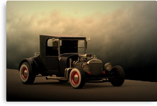 "1923 Ford ""The High Topper Bucket"" by TeeMack"