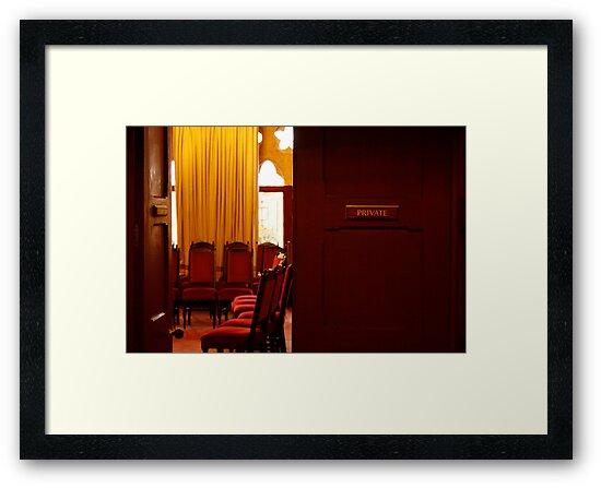 Registrar's Office, Guild Hall by Wishart
