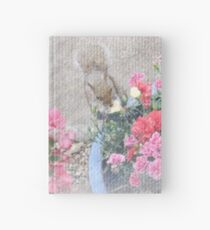 Even Squirrels Stop to Smell the Flowers #1 Hardcover Journal