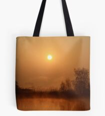 Heron lake  Tote Bag