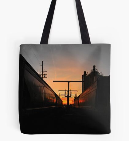 Route 66 - Litchfield, Illinois Tote Bag