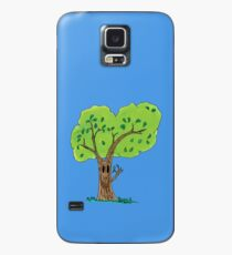 Happy Little Tree Case/Skin for Samsung Galaxy