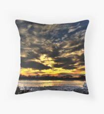 atmosphere Throw Pillow