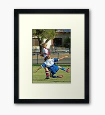 World Cup? Framed Print