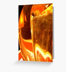 Abstract 445 Greeting Card