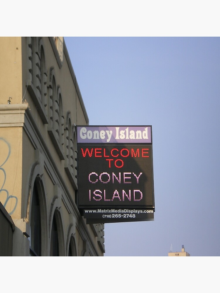 Coney Island by Legedene