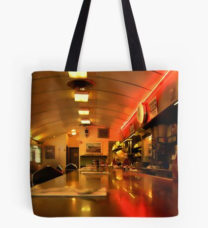 Highland Park Diner Tote Bag
