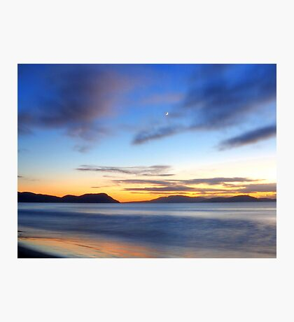 Morning in Marion Bay Photographic Print