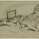 «Working nowadays sketch» de Chipchaman