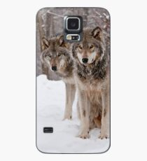 Timber Wolves Case/Skin for Samsung Galaxy