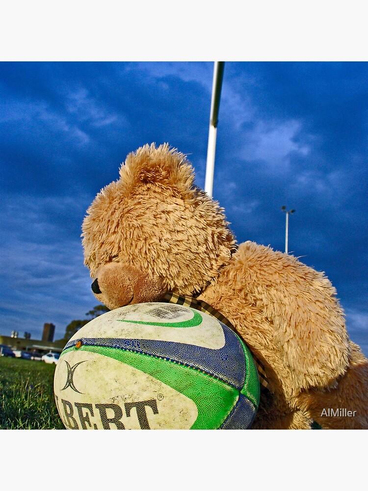 Bear Balls by AlMiller