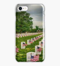 Veterans Salute iPhone Case/Skin