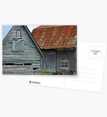 Barns,barns,barns Postcards