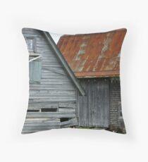 Barns,barns,barns Throw Pillow