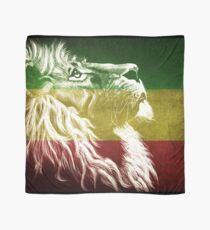 König Of Judah Rasta Rastafari Rotes Goldgrünes Löwe-T-Shirt Tuch