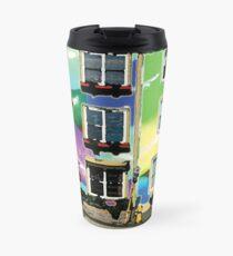 Jellybean Row Travel Mug