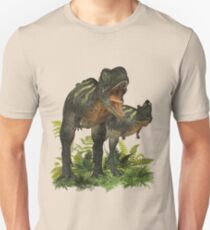 Dont Mess With Me, Dinosaur tee shirt Unisex T-Shirt
