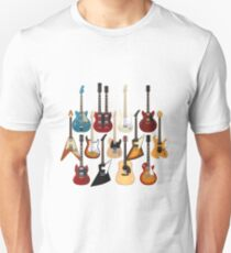 Too Many Guitars! T-Shirt