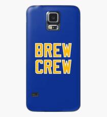 Funda/vinilo para Samsung Galaxy Crew Brew - Azul