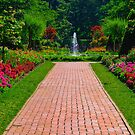 LONGWOOD GARDENS, PA.  by RGHunt